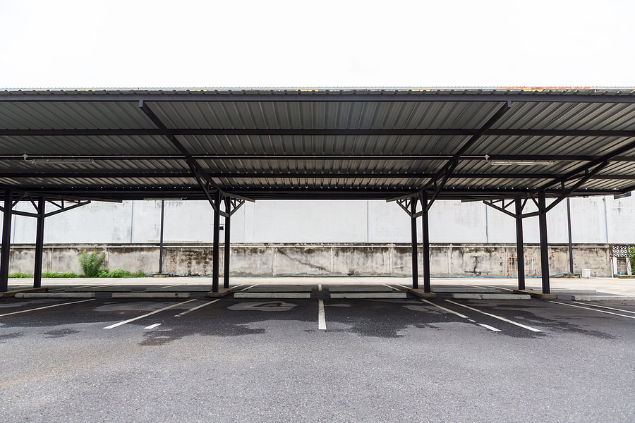 metal product awnings for car ports